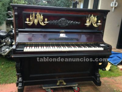 Venta piano antiguo