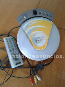 Reproductor dvd marca sony