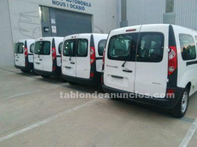 FURGONETAS KANGOO COMERCIALES DEL 2011 6.950 EURO;