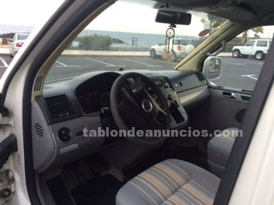 VOLKSWAGEN CALIFORNIA, VENDO T5