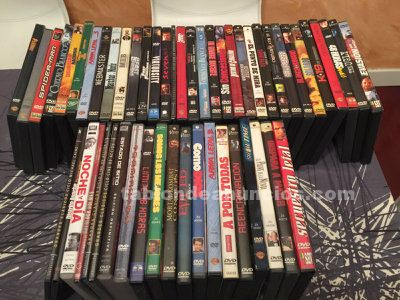LOTE DVD COLLECTION 01