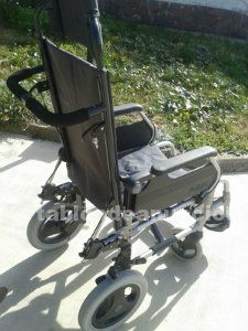 Silla de ruedas breezy 300r sunrise medical