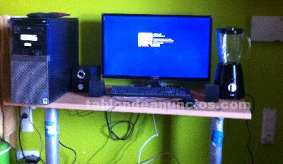 Intel optiplex 960 quadcore mas tv led lg 28 pulgadas regalado