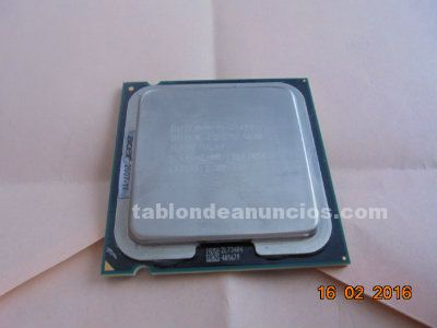 Procesador intel core 2 quad q6600 vendo