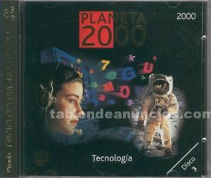 Enciclopedia planeta 2000 multiimedia 8 cd