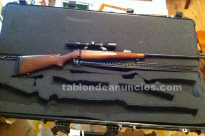 Rifle cz 550 cal 416 rigby + visor zeiss