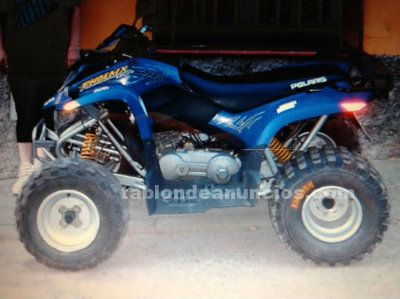 Quad polaris 125 fhenix