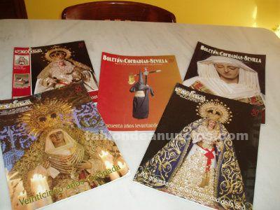 Vendo  revista   boletin de las cofradias de sevilla