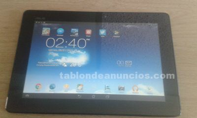 VENDO TABLET SEMI-NUEVA