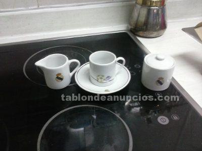 JUEGO DE CAFÉ DEL REAL MADRID