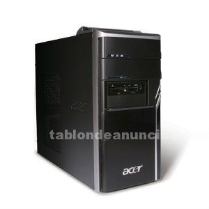 Torre acer aspire intel dual core
