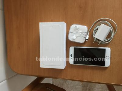 Vendo iphone 6 blanco y plata