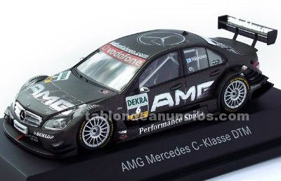 Coches mercedes scalextric original 1:32