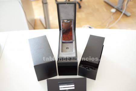 Original - vertu signature touch - pure navy lizard - blue titan