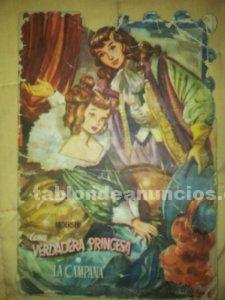 Libro de cuentos antiguo