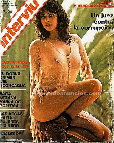 Interviu numero 1 - mayo 1976