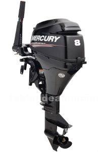 Mercury nuevo - 8 cv