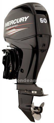 Motor nuevo modelo mercury f60elpt efi