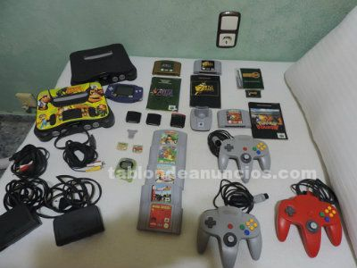 Pack completo nintendo