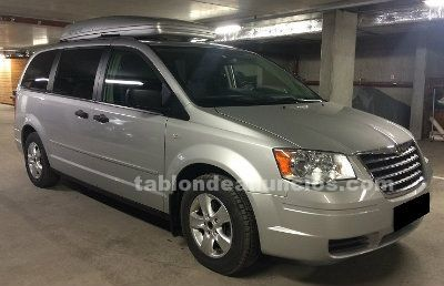 Grand voyager 7 plazas perfecta