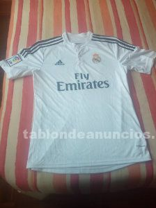 Camiseta del r,madrid