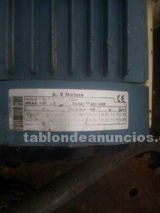 Ventilador industrial Turbovent con motor ABB