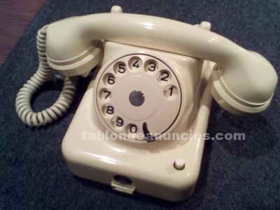 Reparaci�n de tel�fonos antiguos