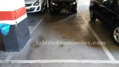 Vendo plaza garaje p.a.r. Cumare