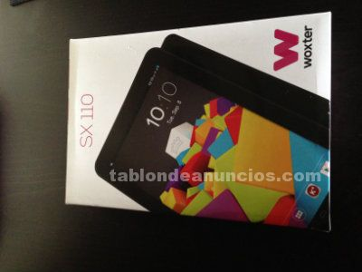 Tablet woxter sx110