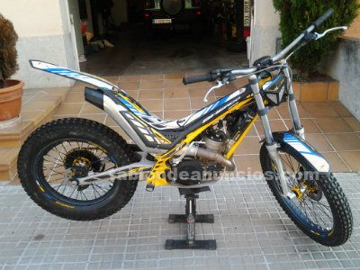 SHERCO ST 300 2014 TRIAL