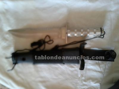Cuchillo supervivencia combat king-i