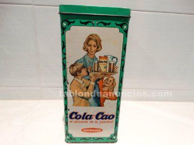 Caja Cola Cao edición Legumbres