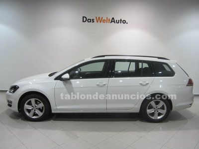 Vendo vw golf variant bluemotion 1.6 tdi 110cv