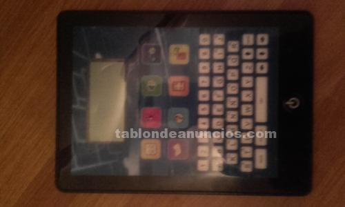 Tablet interactiva educativa