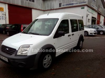 Ford transit connect 230 largo 5 plazas  puertas laterales