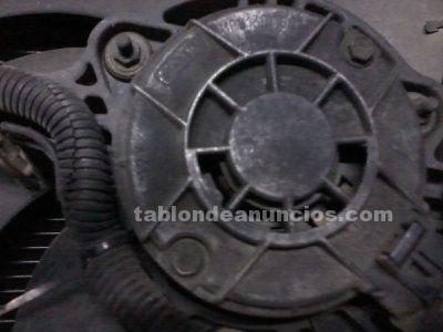 Vendo radiador lancia delta td 94 + electro ventilador.