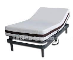 Cama articulada + colchón (para enfermos, ancianos...) NUEVA