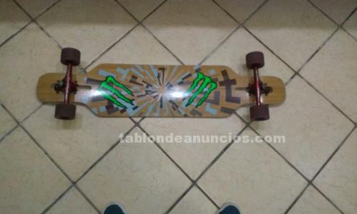 Longboard loaded tantien