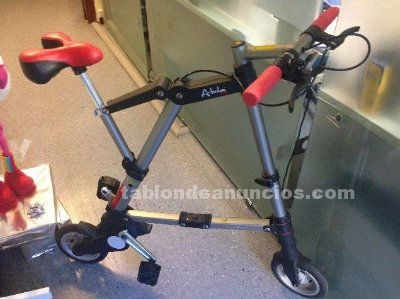 BICICLETA PLEGABLE A-BIKE