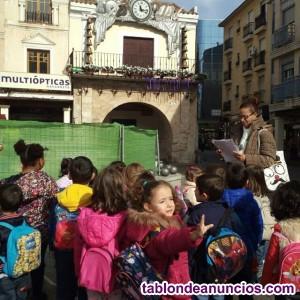Diplomada bilingüe-inglés