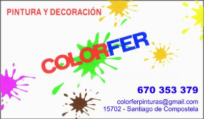 Colorfer pinturas