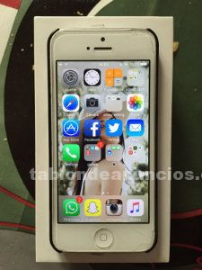 Se vende iphone 5 16g libre