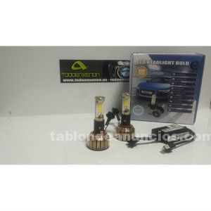 Kit de led 2400 lumnes h1, h7, h4, h11, 9005 (hb3), 9006 (hb4)