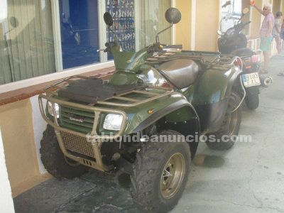 Se vende quad atv