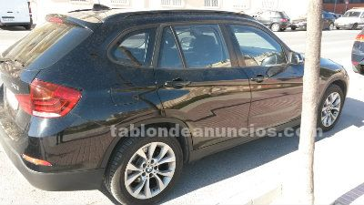 Vendo bmw x1 sdrive 1.8d