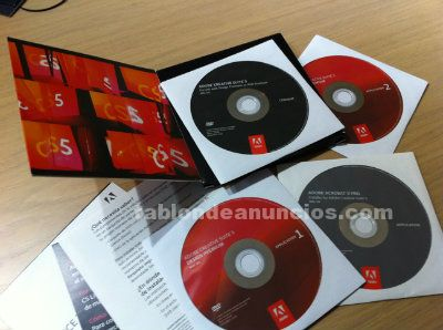 Adobe creative suite 5 para mac
