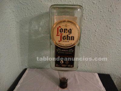 Botellón de whisky LONG JOHN