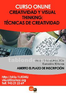 Curso online visual thinking
