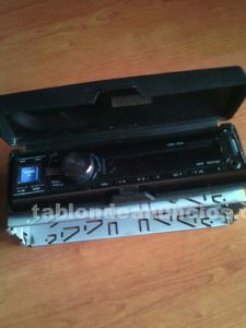 Radio/cd, mp3, usb