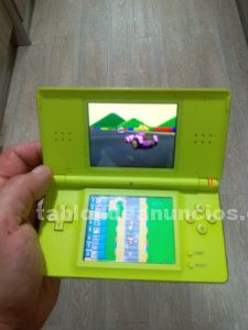 Vendo nintendo ds little